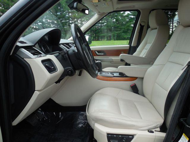 2008 Land Rover Range Rover Sport HSE Leesburg, Virginia 16