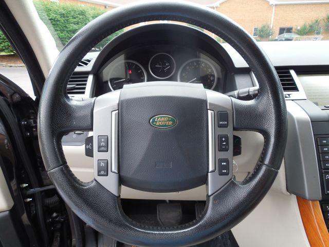 2008 Land Rover Range Rover Sport HSE Leesburg, Virginia 20