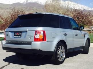 2008 Land Rover Range Rover Sport HSE LINDON, UT 2