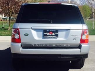 2008 Land Rover Range Rover Sport HSE LINDON, UT 4