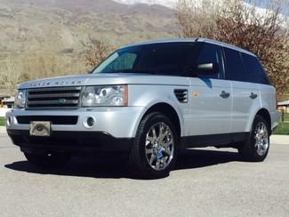 2008 Land Rover Range Rover Sport HSE LINDON, UT 5