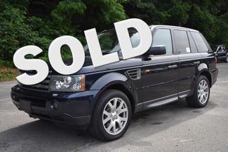 2008 Land Rover Range Rover Sport HSE Naugatuck, Connecticut