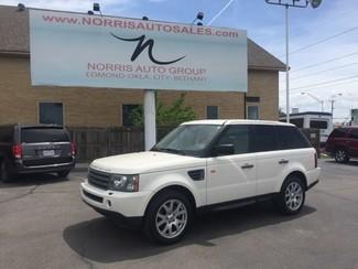 2008 Land Rover Range Rover Sport HSE in Oklahoma City OK