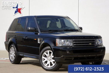 2008 Land Rover Range Rover Sport HSE in Plano