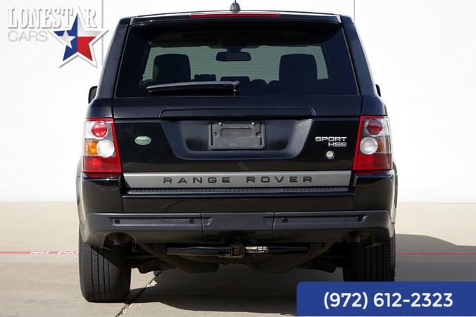 2008 Land Rover Range Rover Sport HSE  in Plano, Texas