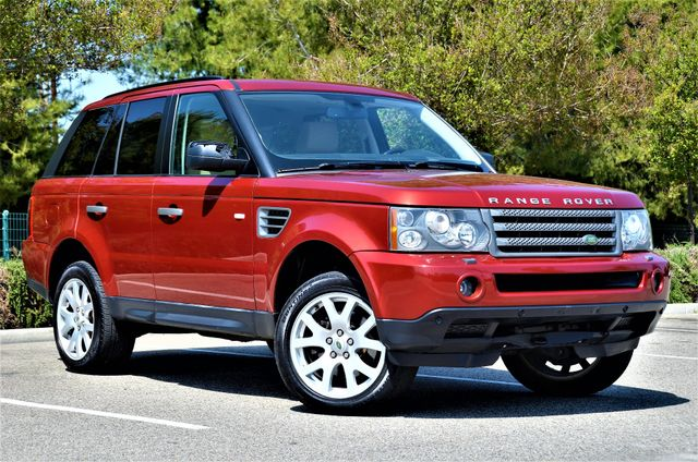 2008 Land Rover Range Rover Sport HSE Reseda, CA 8