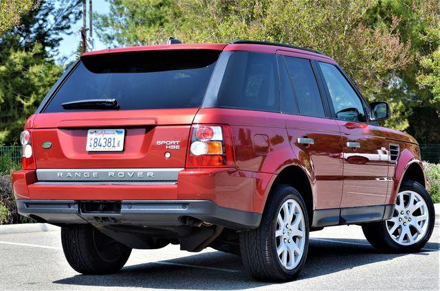 2008 Land Rover Range Rover Sport HSE Reseda, CA 1