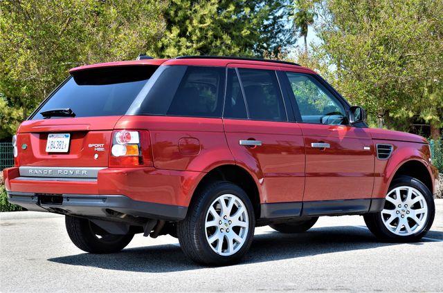 2008 Land Rover Range Rover Sport HSE Reseda, CA 19