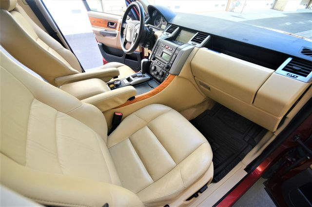 2008 Land Rover Range Rover Sport HSE Reseda, CA 23