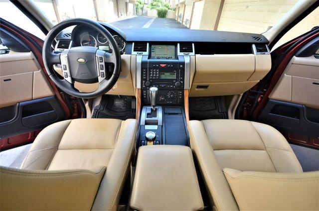 2008 Land Rover Range Rover Sport HSE Reseda, CA 34