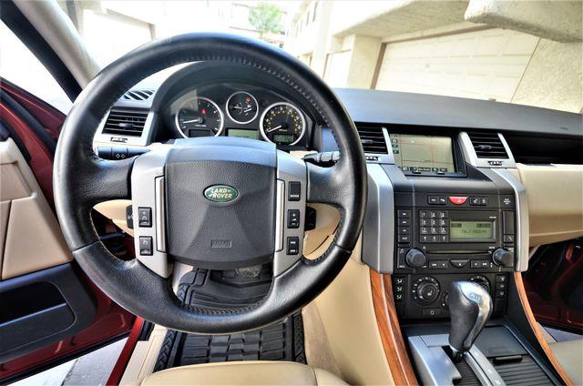 2008 Land Rover Range Rover Sport HSE Reseda, CA 4