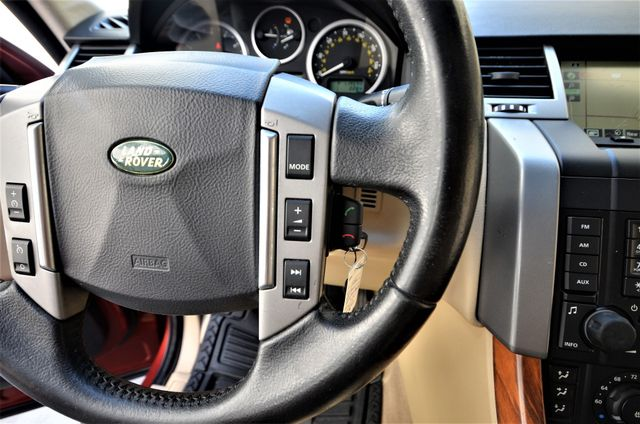 2008 Land Rover Range Rover Sport HSE Reseda, CA 7