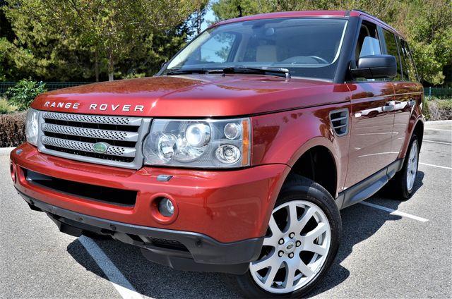 2008 Land Rover Range Rover Sport HSE Reseda, CA 13