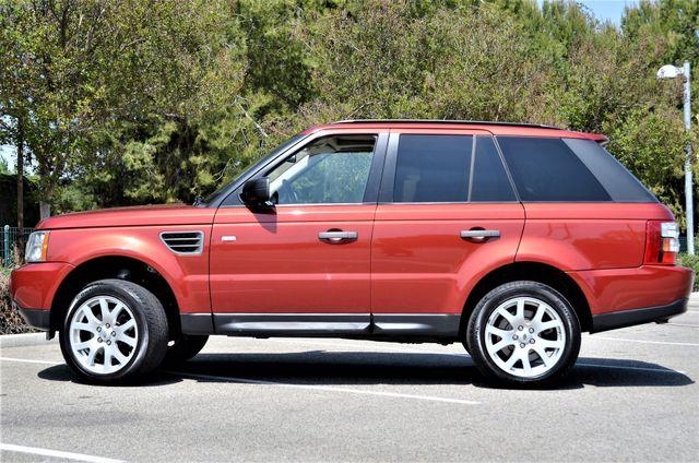 2008 Land Rover Range Rover Sport HSE Reseda, CA 3