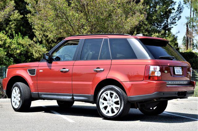 2008 Land Rover Range Rover Sport HSE Reseda, CA 14