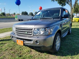 2008 Land Rover Range Rover Sport HSE San Antonio, TX 1