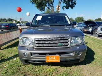2008 Land Rover Range Rover Sport HSE San Antonio, TX 2
