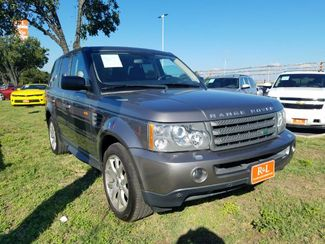 2008 Land Rover Range Rover Sport HSE San Antonio, TX 3
