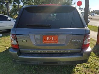 2008 Land Rover Range Rover Sport HSE San Antonio, TX 6