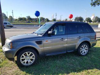 2008 Land Rover Range Rover Sport HSE San Antonio, TX 9