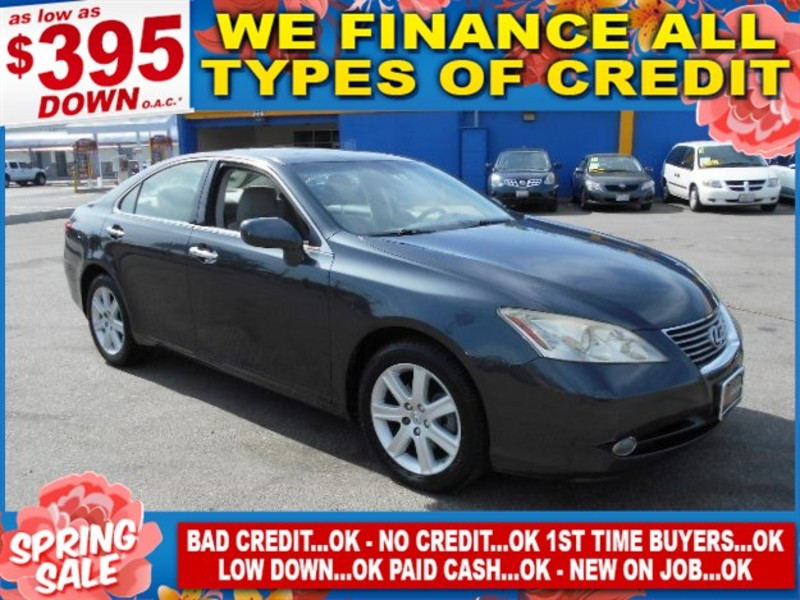 2008 Lexus ES 350 350 in Santa Ana California