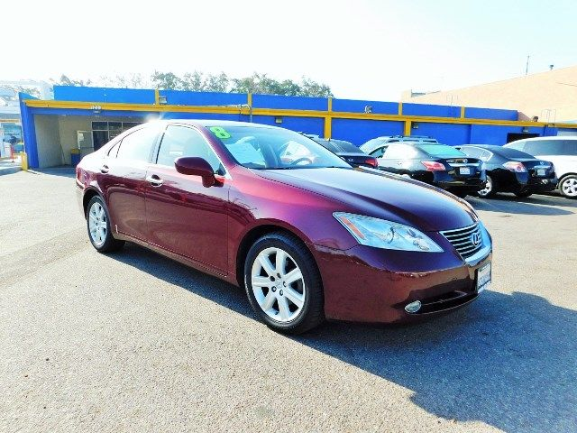 2008 Lexus ES 350 Limited warranty included to assure your worry-free purchase AutoCheck report i