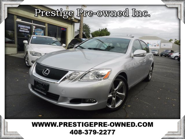 2008 Lexus GS 350 2008 LEXUS GS350 LUXURY--w SUPER LOW 50K MILES ---2 OWNER CARFAX RECO