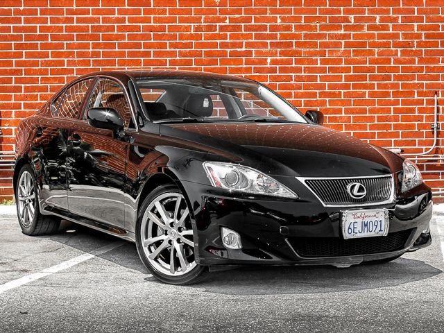 2008 Lexus IS 250 Burbank, CA 1