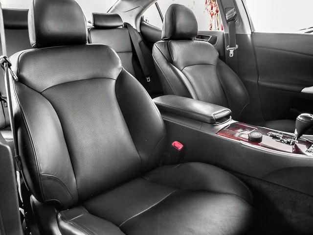 2008 Lexus IS 250 Burbank, CA 12