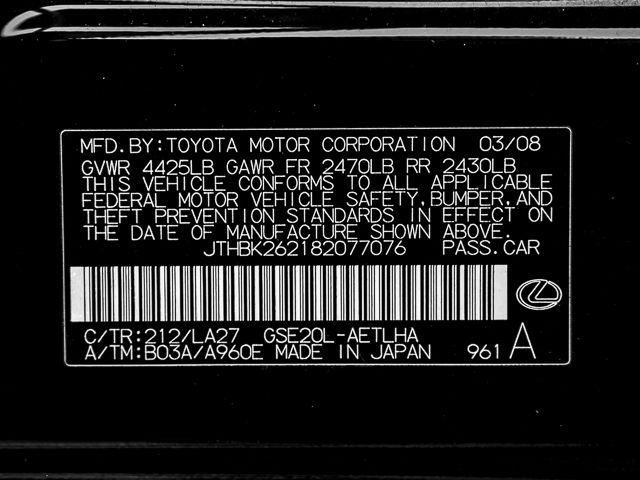 2008 Lexus IS 250 Burbank, CA 25