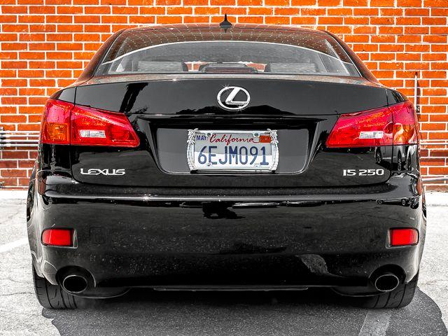 2008 Lexus IS 250 Burbank, CA 3