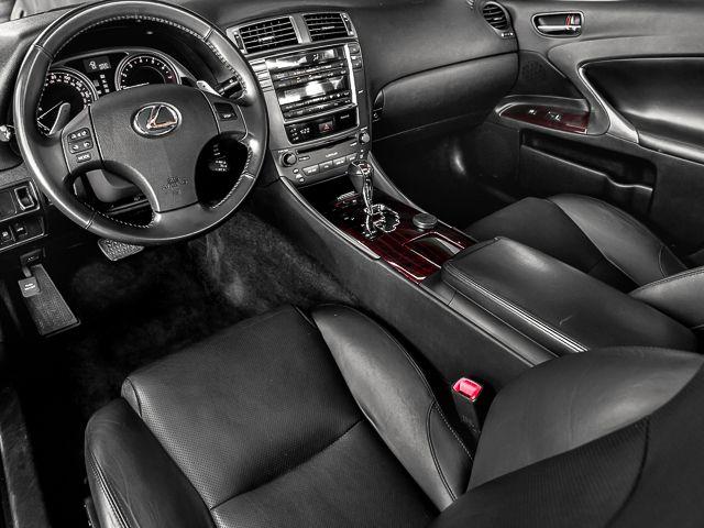 2008 Lexus IS 250 Burbank, CA 9