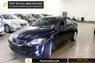 2008 Lexus IS 250 Premium AWD | Plano, TX | First Car Automotive Group in Plano, Dallas, Allen, McKinney TX