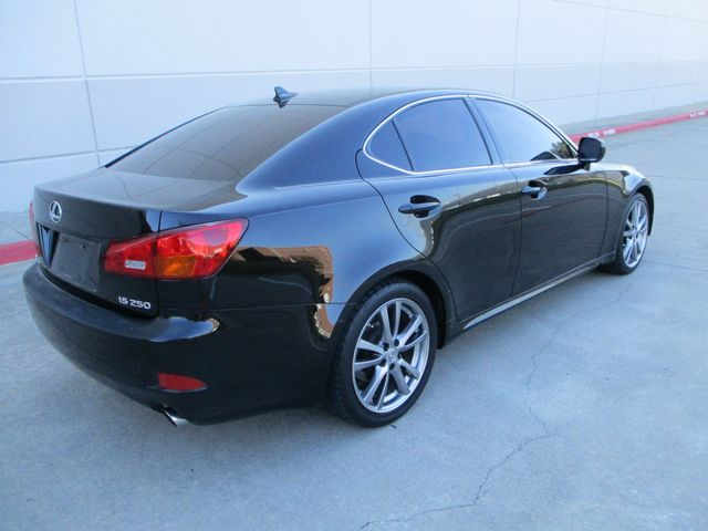 2008 Lexus IS 250 Low mi Sunroof Clean Car Fax Plano, Texas 2