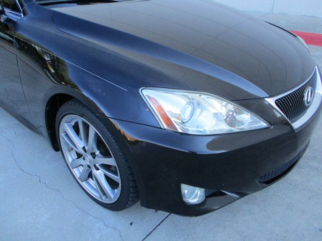 2008 Lexus IS 250 Low mi Sunroof Clean Car Fax Plano, Texas 4