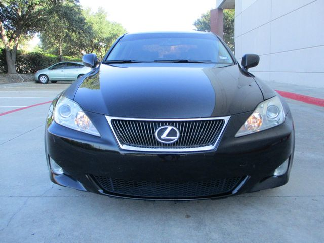 2008 Lexus IS 250 Low mi Sunroof Clean Car Fax Plano, Texas 5