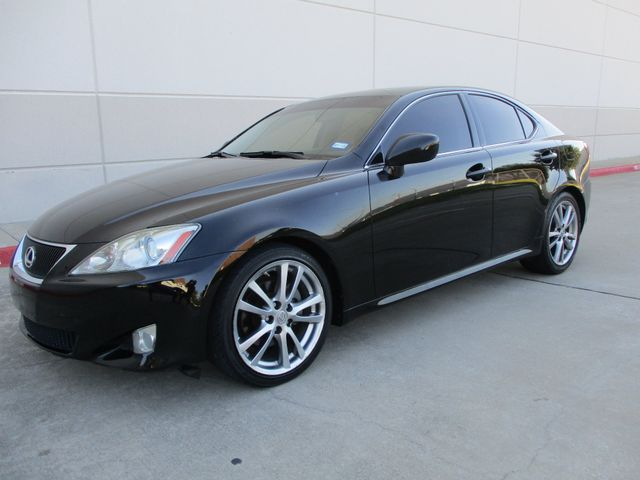 2008 Lexus IS 250 Low mi Sunroof Clean Car Fax Plano, Texas 6