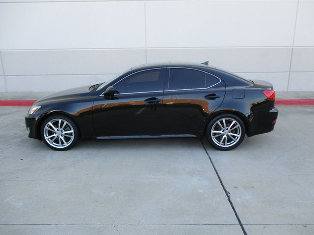 2008 Lexus IS 250 Low mi Sunroof Clean Car Fax Plano, Texas 7