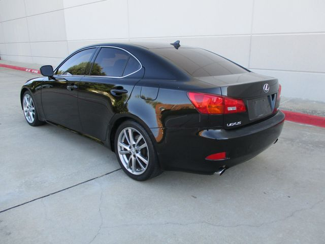 2008 Lexus IS 250 Low mi Sunroof Clean Car Fax Plano, Texas 8