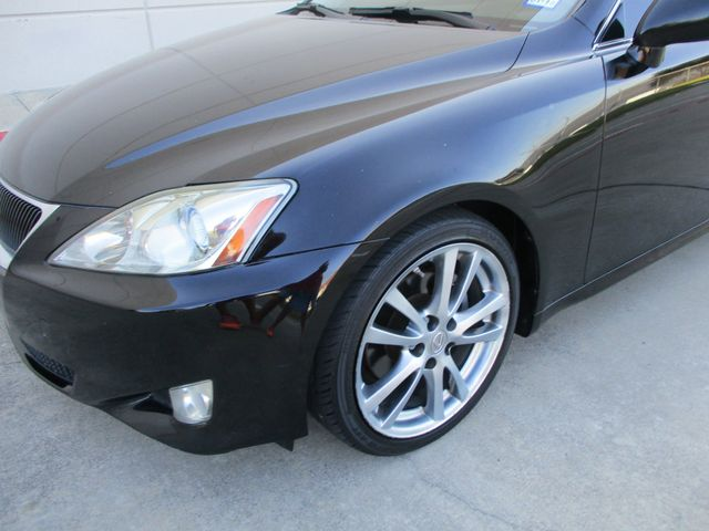2008 Lexus IS 250 Low mi Sunroof Clean Car Fax Plano, Texas 9