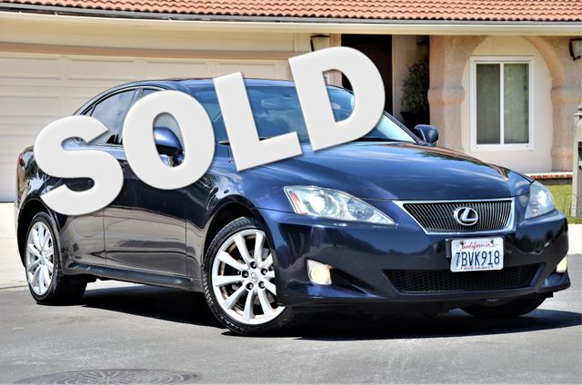 2008 Lexus IS 250 Reseda, CA 0
