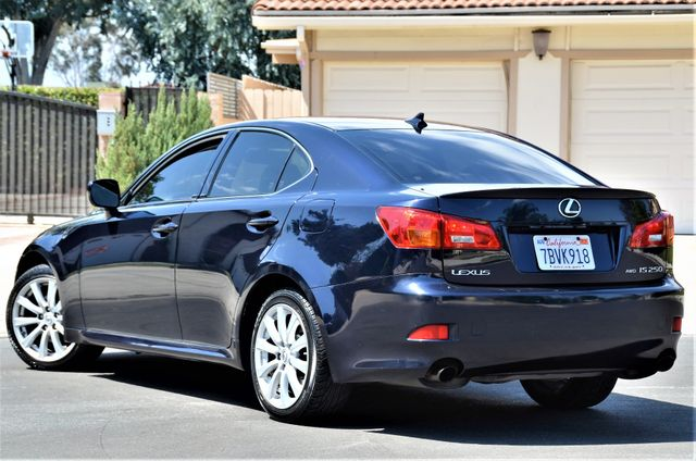 2008 Lexus IS 250 Reseda, CA 2