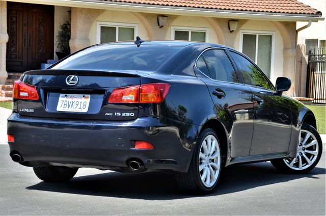 2008 Lexus IS 250 Reseda, CA 3