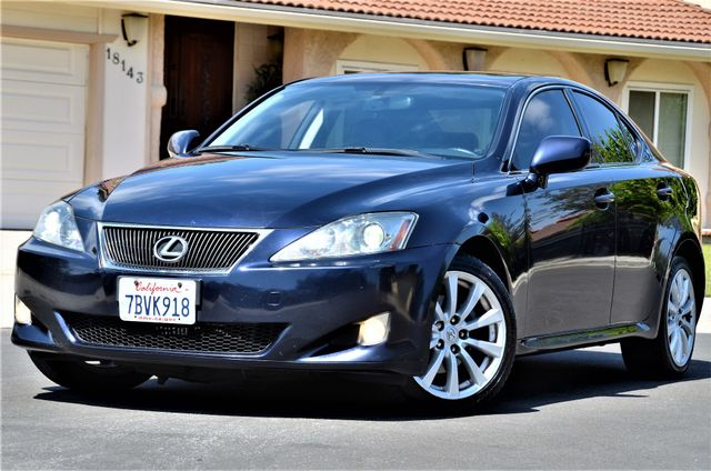 2008 Lexus IS 250 Reseda, CA 1