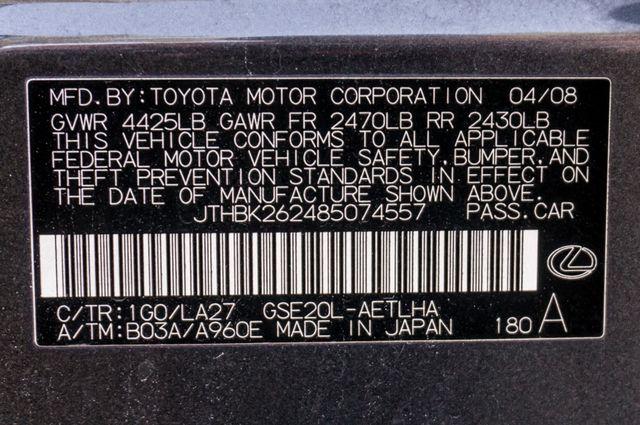 2008 Lexus IS 250 Reseda, CA 41
