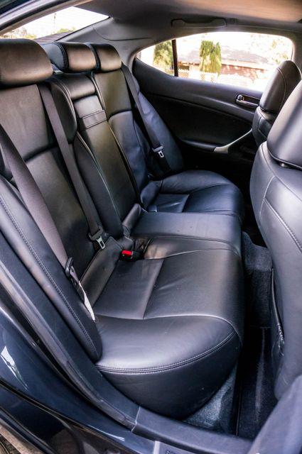 2008 Lexus IS 250 Reseda, CA 34