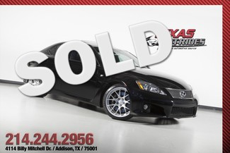 2008 Lexus IS F Addison, Texas