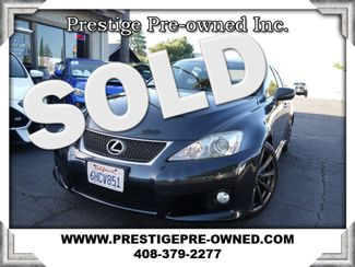 2008 Lexus IS F in Campbell CA