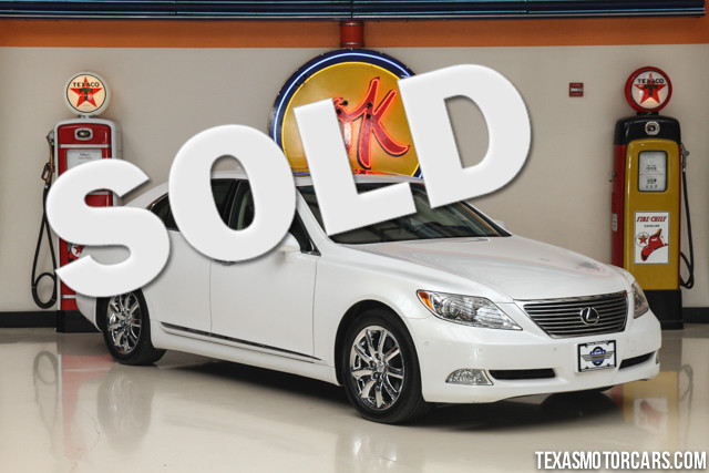 2008 Lexus LS 460 Financing is available with rates as low as 29 wac Get pre-approved in no ti