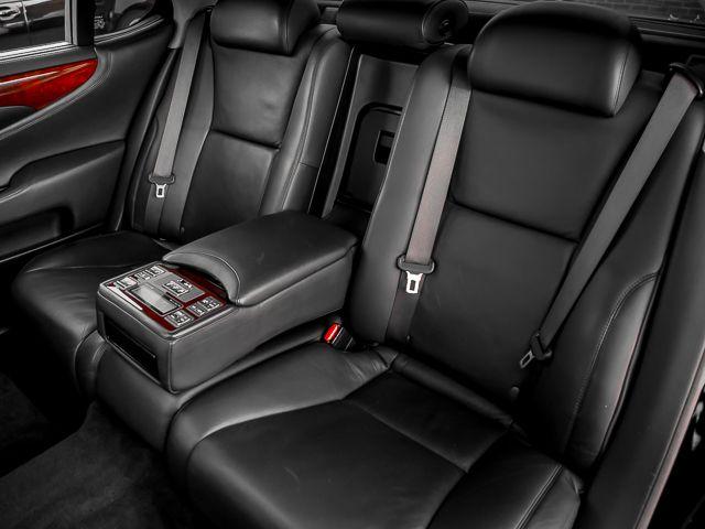 2008 Lexus LS 600h L Burbank, CA 12